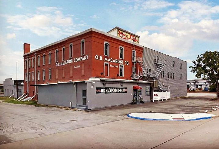 M2G Ventures purchased the OB Macaroni Building at 108 S Freeway in Fort Worth. M2G will breath life back into the 42k SF building.