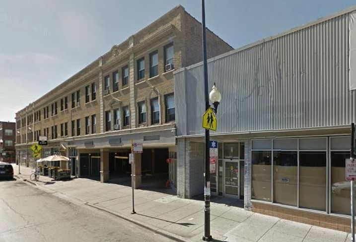 The 2700 block of North Milwaukee Avenue in Chicago