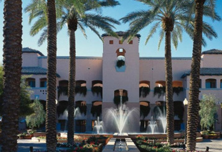 Fairmont Scottsdale, Strategic Hotels edited