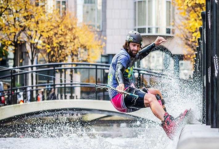 Republic East India Wakeboarder