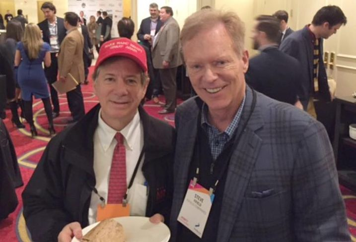 Marc Realty's Jerry Nudo and Fifield Cos Steve Fifield