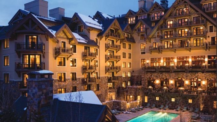 Sino-American JV Buys Vail Resort For Record Price Per Room