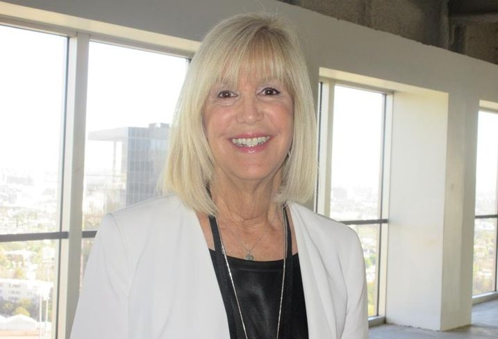 Century City Chamber CEO Susan Bursk at Future of Century City, LA