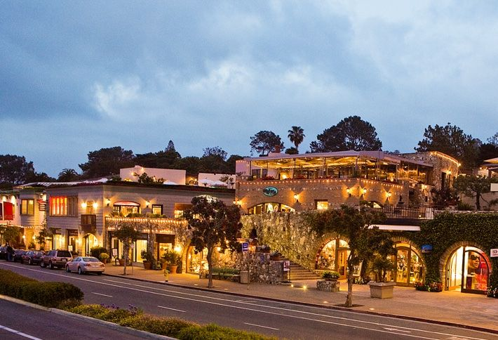 Makeover Brings New Life And Tenants To Iconic Del Mar Plaza