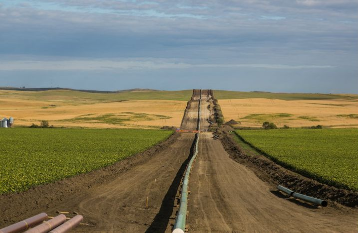 Dakota Pipeline Access