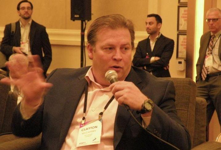 McCaffery Interests' Clayton McCaffery