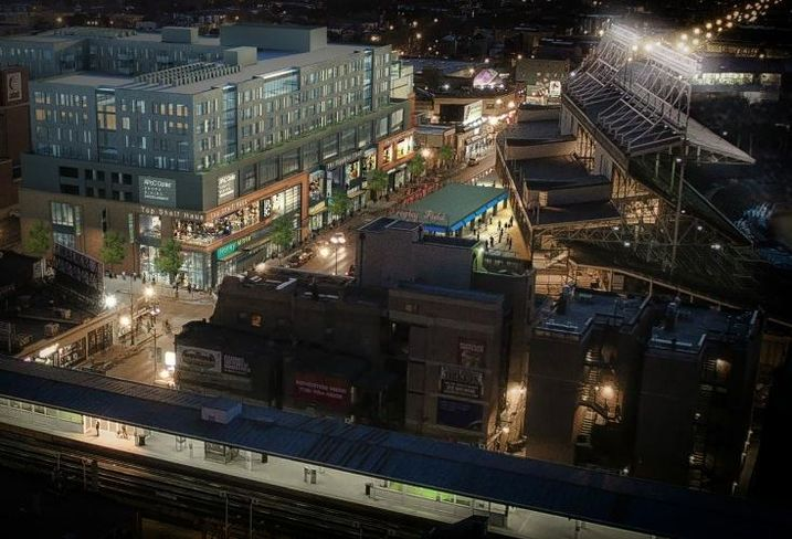 A rendering of Addison & Clark