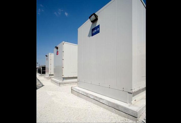 Ascent Corp's CH2 data center, Northlake, IL