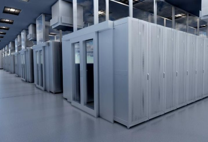 Ascent Corp's CH3 Data Center, Chicago