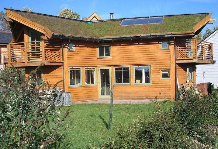 Green building, eco building