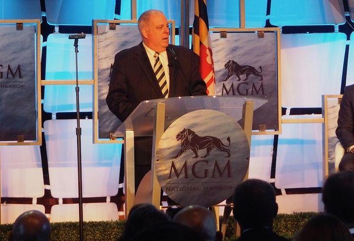 Larry Hogan MGM