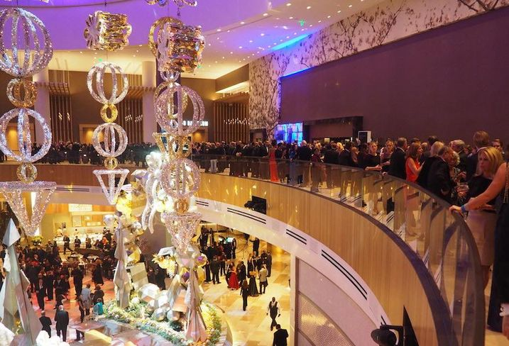 MGM National Harbor grand opening party Dec. 8, 2016