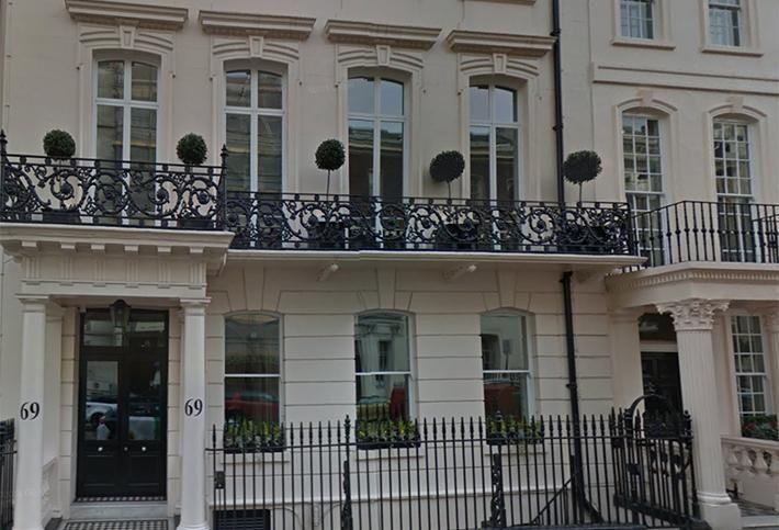 69 Grosvenor Street, Mayfair London