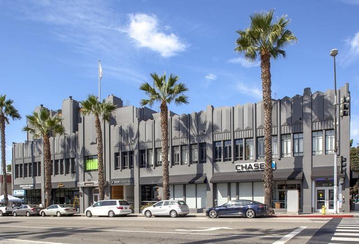 631 Wilshire Blvd., LA