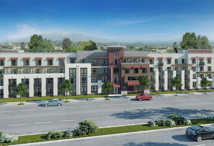 SummerHill Apartment Communities Completes Sunnyvale Complex, Set To Break Ground On Over 1,000 Units Next Year