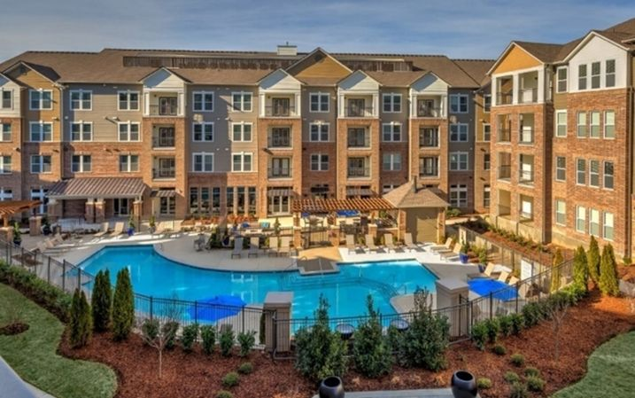 Seattle Investor Bags Cool Springs Apartments, Expands Nashville Footprint