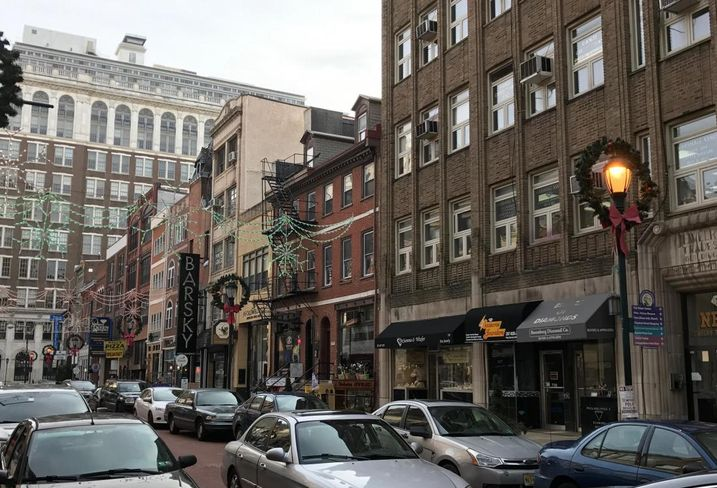 Toll Brothers Gets New Permit To Move Forward With Jewelers Row Tower