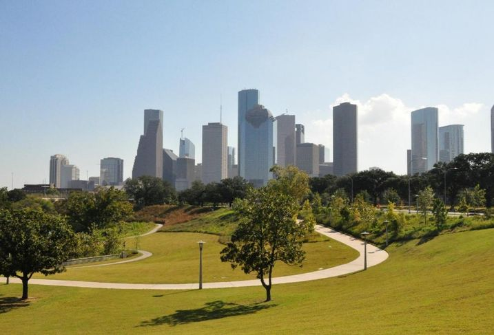 Houston Skyline Park