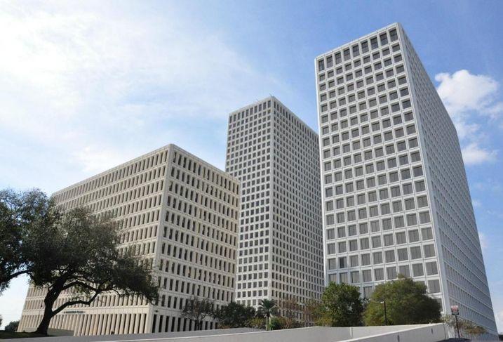 Houston Greenway Plaza