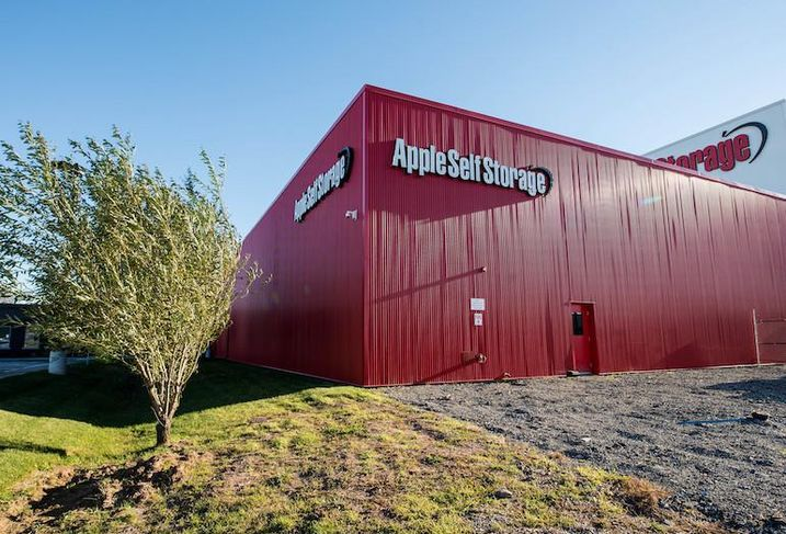 An Apple Self Storage property