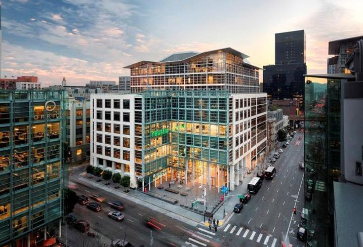 JV Sells Transbay Office Tower To American Realty Advisors