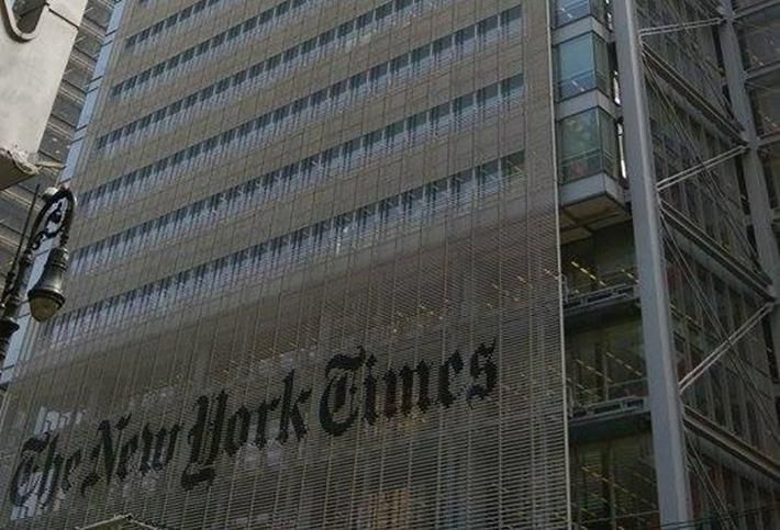 NY Times Becomes Latest Company To Consolidate Office