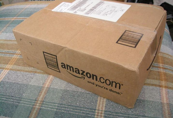 E-commerce package, Amazon return