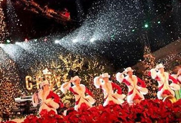 Rockettes at The Grove