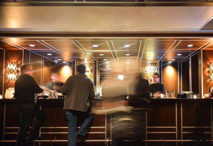 Hotel Bar Drinks
