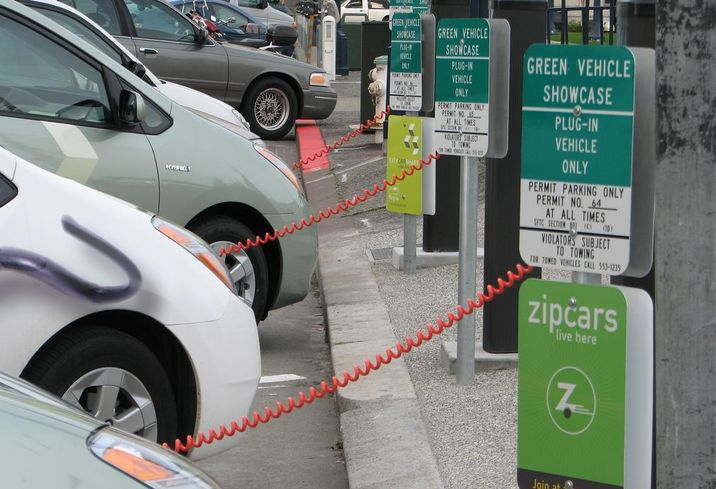 Largest Utility-Backed EV Station Installation Coming To California