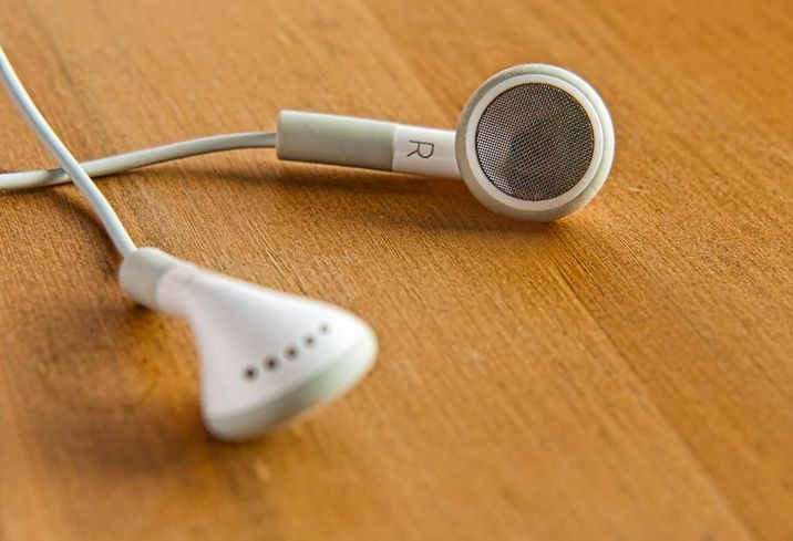 Ear buds headphones