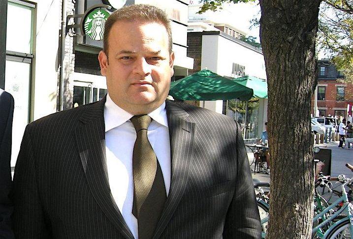 Cushman & Wakefield broker Philip Traikos