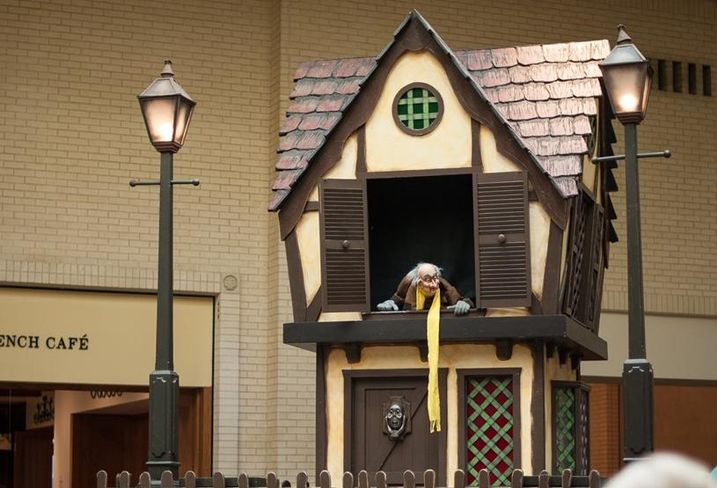 Scrooge Castle