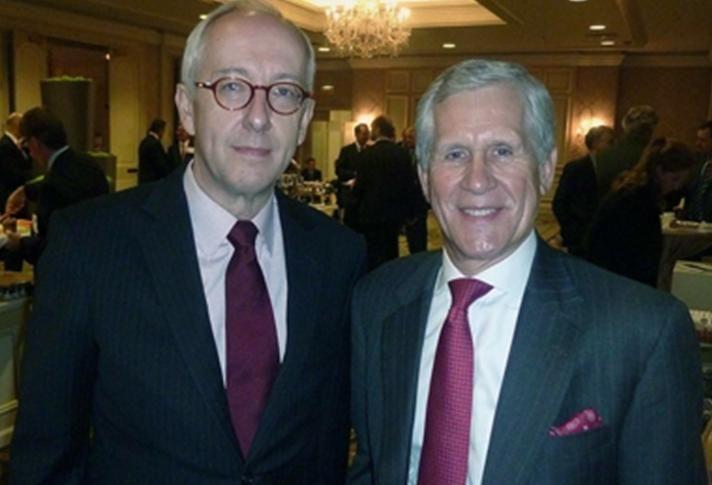 PGGM Werner Sohier Association of Foreign Investors in Real Estate James Fetgatter
