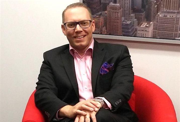 Newmark Knight Frank Devencore managing principal Rob Renaud