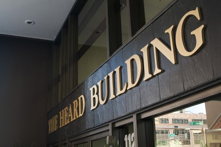 Storied Heard Building Trades Hands, Will Become Creative Office