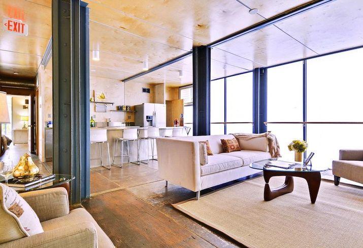 Travis Price Brookland sea container apartments