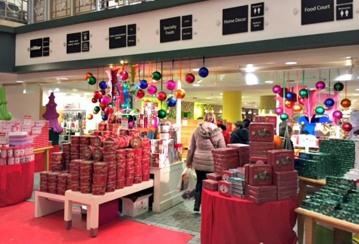 Macy's on State Street, Chicago