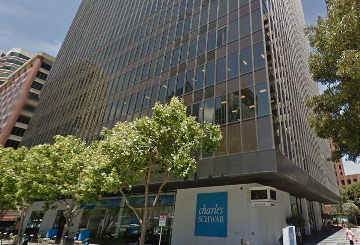 Huge Lease Renewal Signed By Charles Schwab, S.F. HQ Maintained