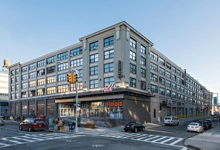 Falchi Building in Long Island City, bought by Savanna