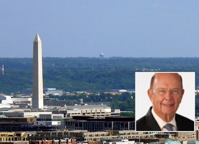 Washington DC, Wilbur Ross home