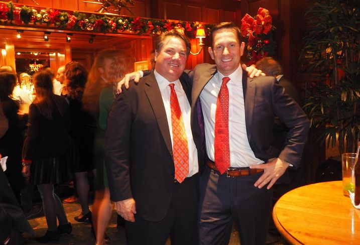 McCaffrey Interests christmas party