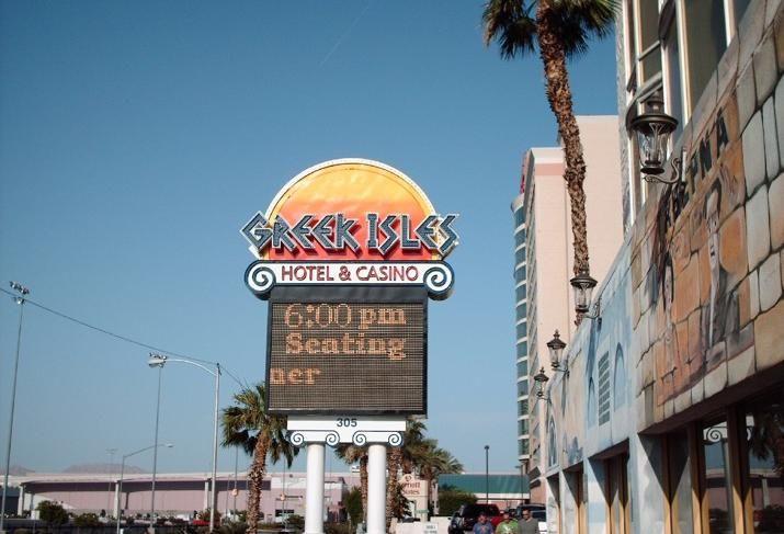 Greek Isles, former Debbie Reynolds Hotel