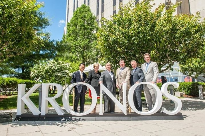 Kronos HQ In Lowell To Be Even Larger