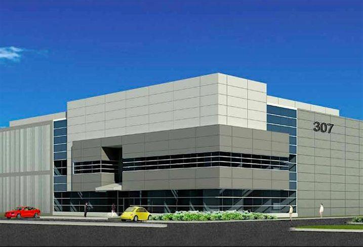 Bramalea Logistics Centre