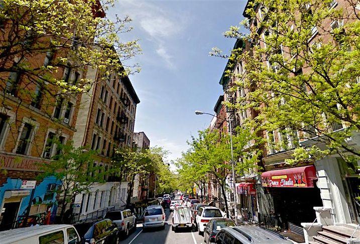 W 159th Street in Harlem