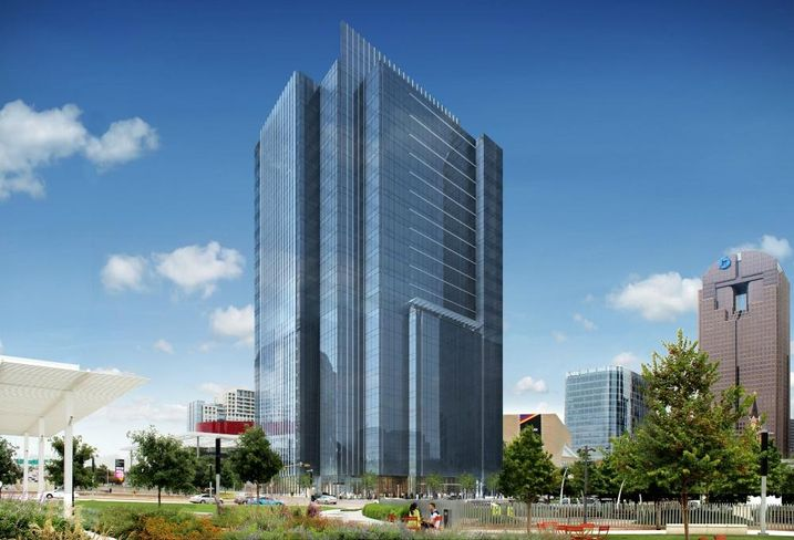 The Arts District is on its way to a fierce 2017. In the last days of 2016, law firm Baker McKenzie inked a 50k SF lease at 1900 Pearl. The firm will relocate 65 lawyers and staff from Trammell Crow Center at 2001 Ross Ave just a block away from 1900 Pearl.
