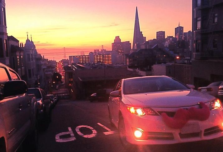 Lyft in San Francisco