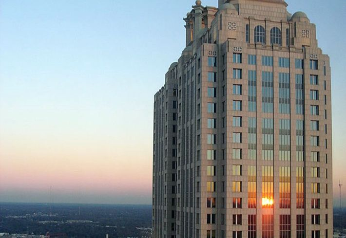 One Ninety One Peachtree Tower 191