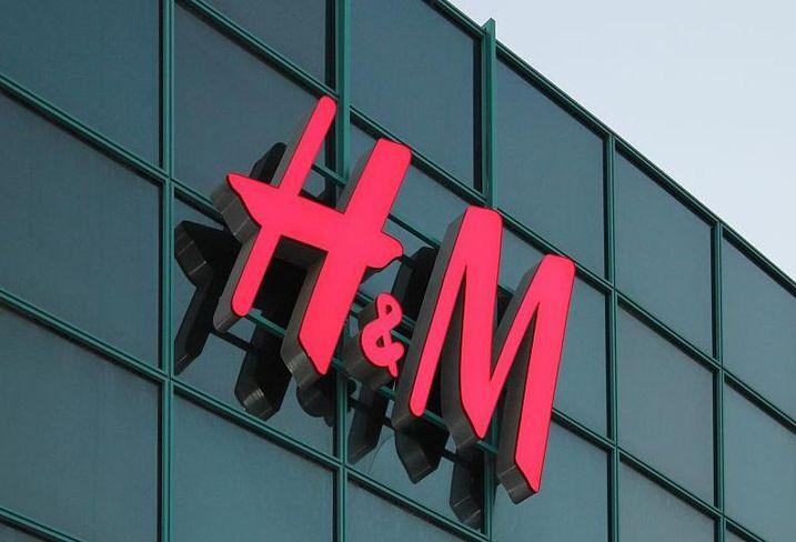 H&M signage